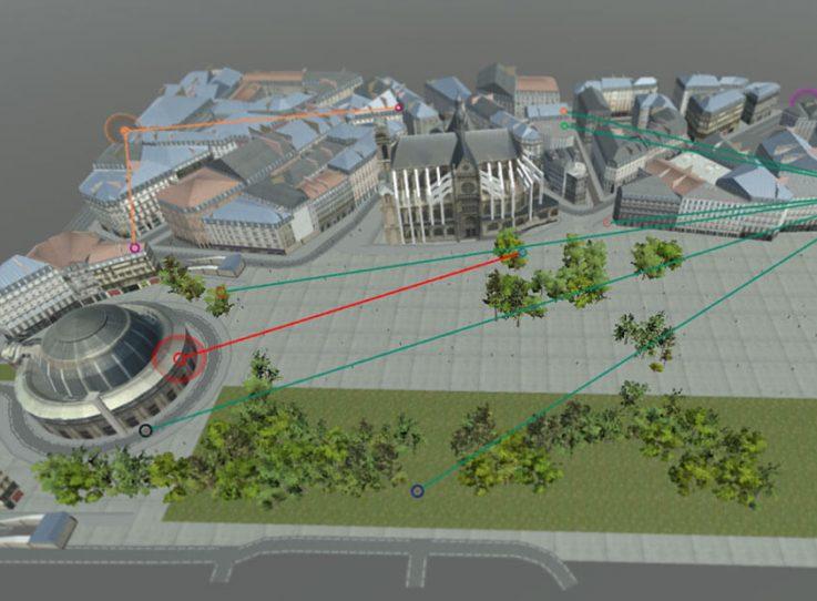 Prévue pour 2020, la 5G augmentera spectaculairement les performances réseau et l'expérience client. Le réseau va devenir capable de « percevoir » la qualité de service de chacun, tout au long de son parcours en mobilité, d'anticiper et d'optimiser la couverture très haut débit afin que l'expérience soit la meilleure possible tout au long de la journée. La ville, les zones rurales et à terme même les pays émergents disposeront ainsi d'une connectivité ambiante. L'innovation présentée par les équipes de recherche Orange lors du Salon de la recherche 2016, du 6 au 8 décembre, montre comment évolue le haut débit de piétons se déplaçant dans le quartier des Halles à Paris, et comment l'expérience client peut être améliorée par la 5G dans les zones à très forte densité de trafic. Ecouter le pitch