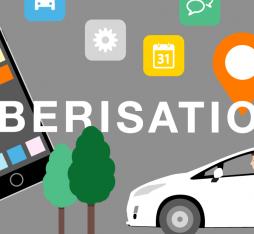 Mot de l'innovation : ubérisation