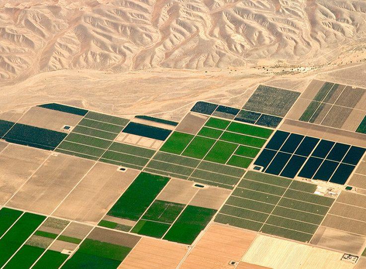 En route pour l'agriculture du futur