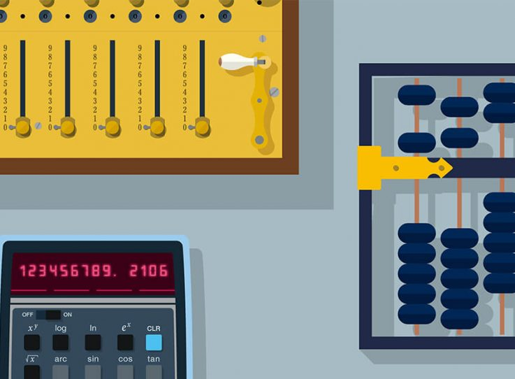 Une brève histoire des outils de calcul