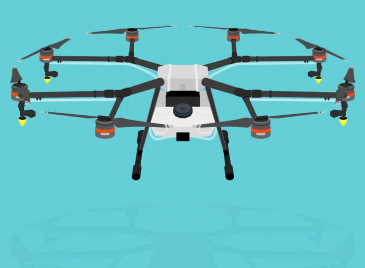 Quand le drone augmente l'agriculteur