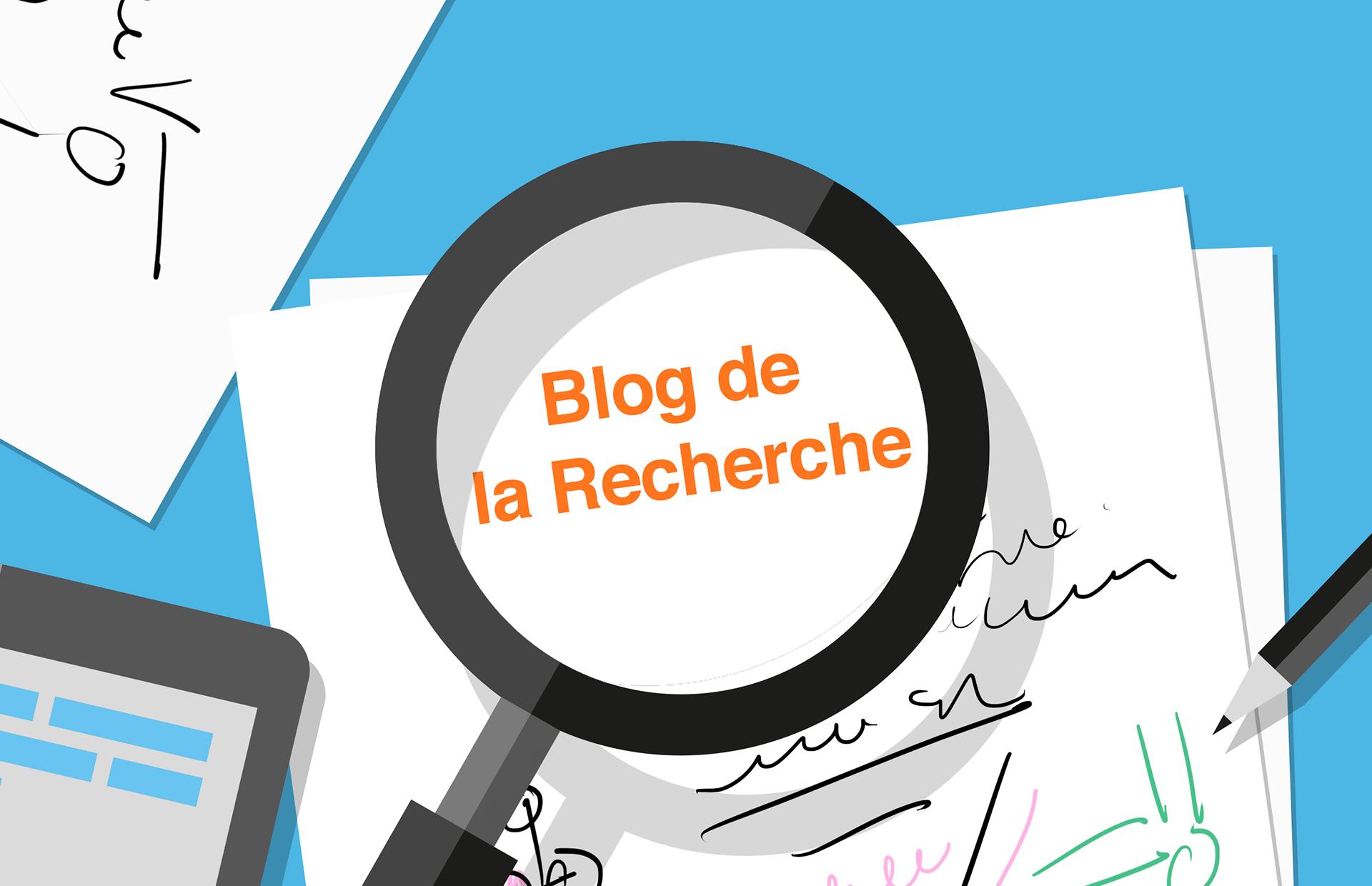 Blog de la recherche